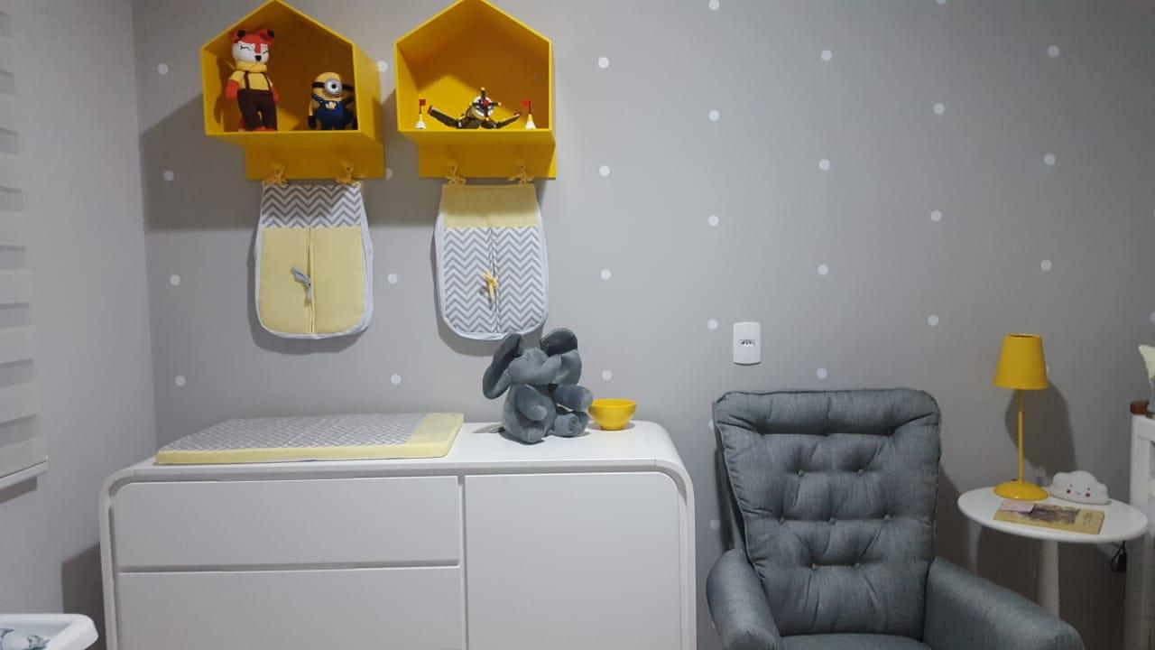 quarto do bebe depois