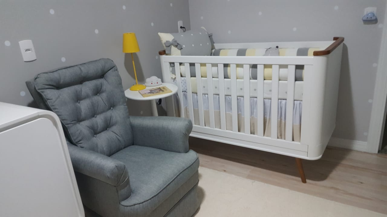 quarto do bebe pronto