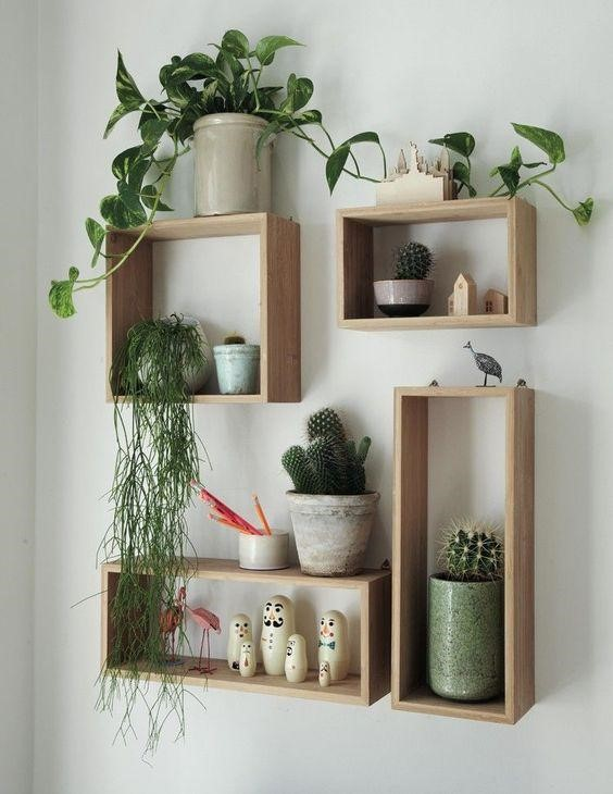 nichos para parede